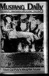 Mustang Daily, April 28, 1977