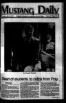 Mustang Daily, May 3, 1977