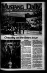 Mustang Daily, May 4, 1977
