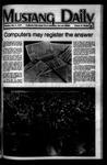 Mustang Daily, May 5, 1977