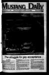 Mustang Daily, May 11, 1977