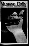 Mustang Daily, May 12, 1977