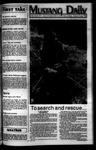 Mustang Daily, May 13, 1977