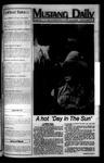 Mustang Daily, May 17, 1977
