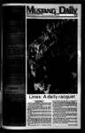 Mustang Daily, May 18, 1977