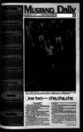 Mustang Daily, May 19, 1977