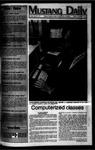Mustang Daily, May 20, 1977