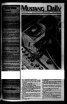 Mustang Daily, May 24, 1977