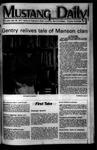 Mustang Daily, May 26, 1977