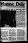 Mustang Daily, May 27, 1977