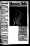 Mustang Daily, June 3, 1977