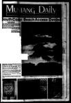 Mustang Daily, September 22, 1977