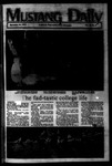 Mustang Daily, September 29, 1977