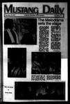 Mustang Daily, September 30, 1977