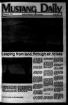 Mustang Daily, October 5, 1977