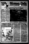 Mustang Daily, October 6, 1977