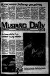 Mustang Daily, November 3, 1977