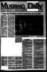 Mustang Daily, November 8, 1977