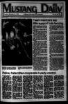 Mustang Daily, November 15, 1977