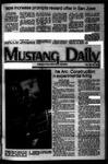 Mustang Daily, November 17, 1977