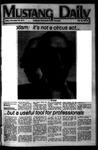 Mustang Daily, November 18, 1977