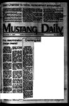 Mustang Daily, December 7, 1977