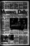 Mustang Daily, January 6, 1978