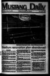Mustang Daily, January 19, 1978