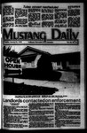 Mustang Daily, January 31, 1978