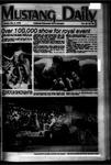 Mustang Daily, May 2, 1978