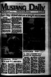 Mustang Daily, May 5, 1978