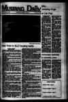 Mustang Daily, May 16, 1978
