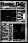 Mustang Daily, May 23, 1978