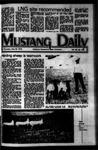 Mustang Daily, May 25, 1978
