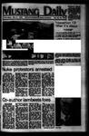 Mustang Daily, May 31, 1978