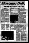 Mustang Daily, October 3, 1978