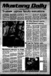 Mustang Daily, October 5, 1978