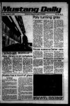 Mustang Daily, October 6, 1978