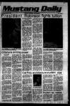 Mustang Daily, October 12, 1978