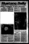 Mustang Daily, October 13, 1978