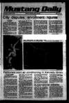 Mustang Daily, October 18, 1978
