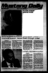Mustang Daily, October 24, 1978