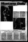 Mustang Daily, October 25, 1978