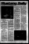 Mustang Daily, October 27, 1978