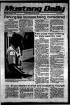 Mustang Daily, November 1, 1978