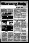Mustang Daily, November 2, 1978
