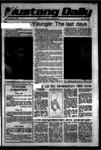 Mustang Daily, November 3, 1978