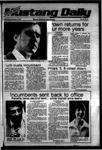 Mustang Daily, November 8, 1978