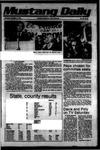 Mustang Daily, November 9, 1978