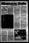 Mustang Daily, November 14, 1978